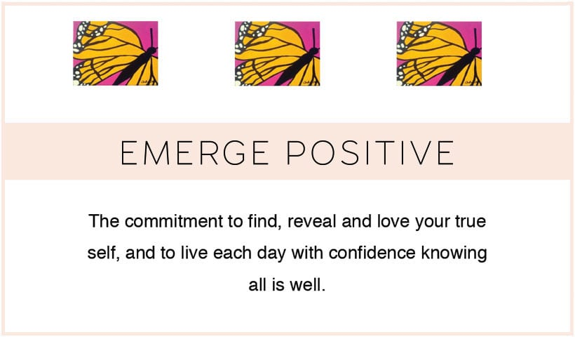 Emerge Positive Commitment